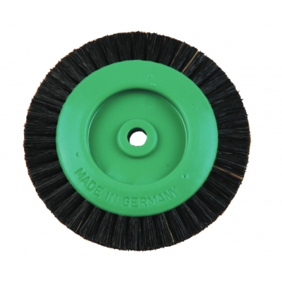 Rotifix Green Short Bristle Brush