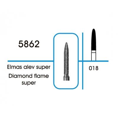 Diamond Flame Super 5862