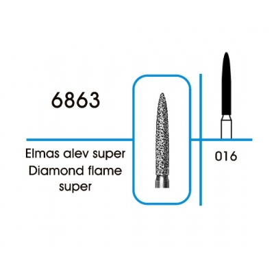 Diamond Flame Super 6863