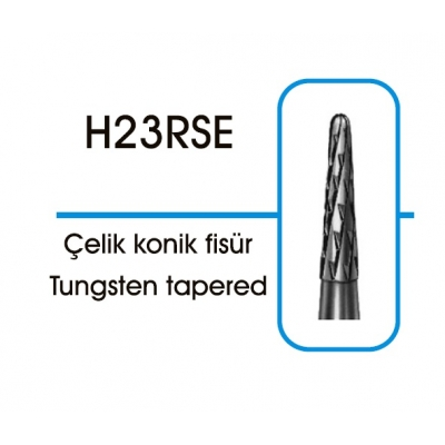 Tungsten Tapered H23RSE
