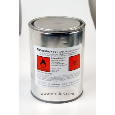 Red Lacquer 1000 ML