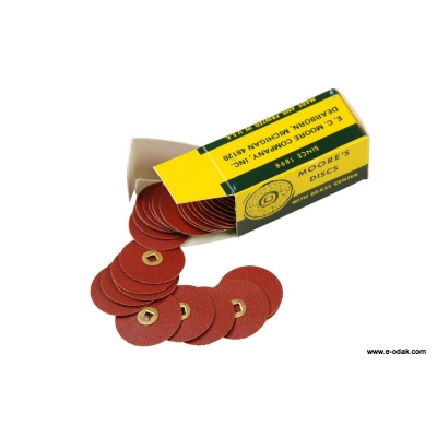 Snap-On Discs-Brass Center